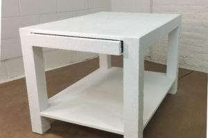 Parson Style End Table